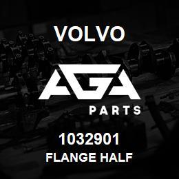 1032901 Volvo FLANGE HALF | AGA Parts