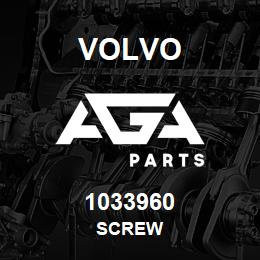 1033960 Volvo SCREW | AGA Parts