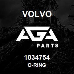 1034754 Volvo O-RING | AGA Parts