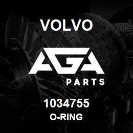1034755 Volvo O-RING | AGA Parts