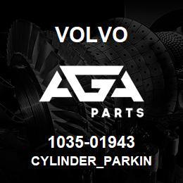 1035-01943 Volvo CYLINDER_PARKIN | AGA Parts