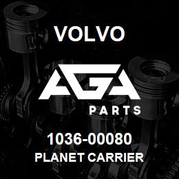 1036-00080 Volvo PLANET CARRIER | AGA Parts
