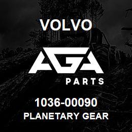 1036-00090 Volvo PLANETARY GEAR   AGA Parts