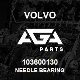 103600130 Volvo Needle Bearing | AGA Parts