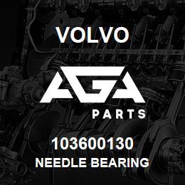 103600130 Volvo Needle Bearing | AGA Parts