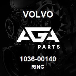 1036-00140 Volvo RING | AGA Parts