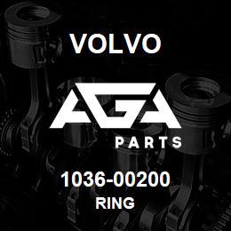 1036-00200 Volvo RING | AGA Parts
