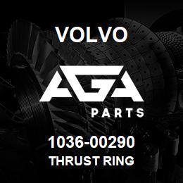 1036-00290 Volvo THRUST RING | AGA Parts