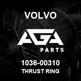 1036-00310 Volvo THRUST RING | AGA Parts