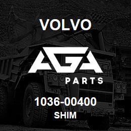 1036-00400 Volvo SHIM | AGA Parts