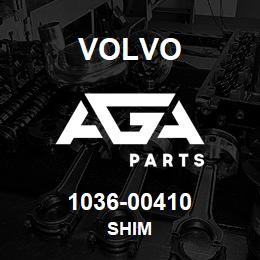 1036-00410 Volvo SHIM | AGA Parts