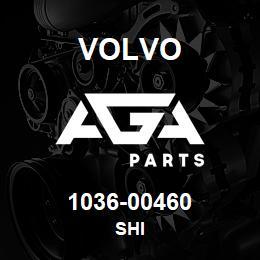 1036-00460 Volvo SHI | AGA Parts
