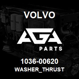 1036-00620 Volvo WASHER_THRUST | AGA Parts