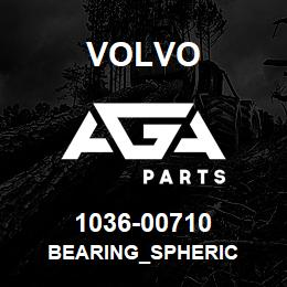 1036-00710 Volvo BEARING_SPHERIC | AGA Parts