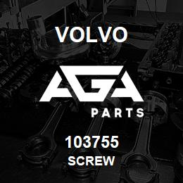 103755 Volvo Screw | AGA Parts