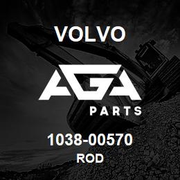 1038-00570 Volvo ROD | AGA Parts