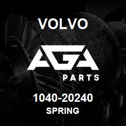 1040-20240 Volvo SPRING | AGA Parts