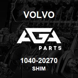 1040-20270 Volvo SHIM | AGA Parts