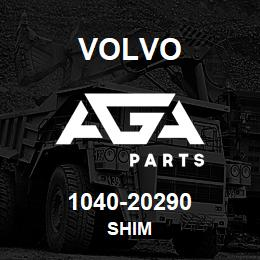 1040-20290 Volvo SHIM | AGA Parts