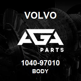 1040-97010 Volvo BODY | AGA Parts