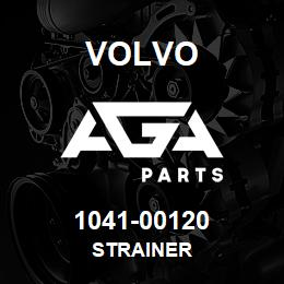 1041-00120 Volvo STRAINER | AGA Parts