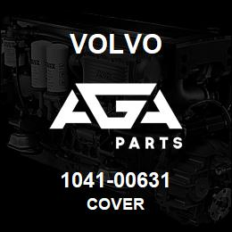 1041-00631 Volvo COVER | AGA Parts