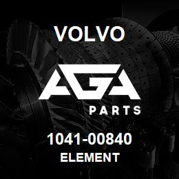 1041-00840 Volvo ELEMENT | AGA Parts
