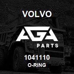 1041110 Volvo O-RING | AGA Parts