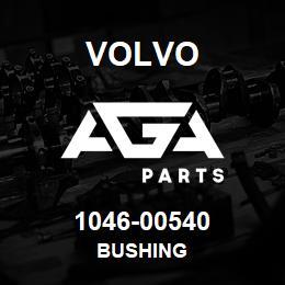1046-00540 Volvo BUSHING | AGA Parts