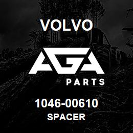 1046-00610 Volvo SPACER | AGA Parts