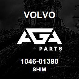 1046-01380 Volvo SHIM | AGA Parts