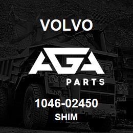 1046-02450 Volvo SHIM | AGA Parts