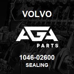 1046-02600 Volvo SEALING | AGA Parts