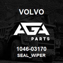 1046-03170 Volvo SEAL_WIPER | AGA Parts