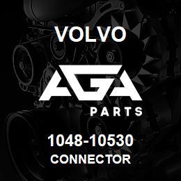 1048-10530 Volvo CONNECTOR | AGA Parts