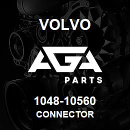 1048-10560 Volvo CONNECTOR | AGA Parts
