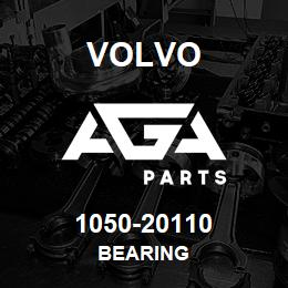 1050-20110 Volvo BEARING   AGA Parts