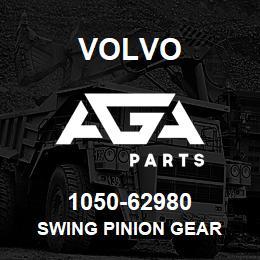 1050-62980 Volvo SWING PINION GEAR | AGA Parts