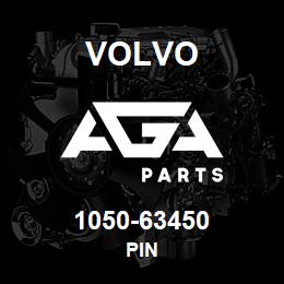 1050-63450 Volvo PIN | AGA Parts