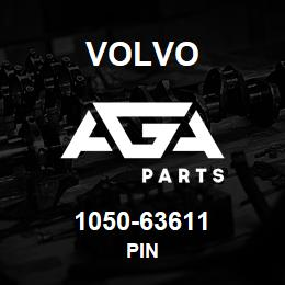 1050-63611 Volvo PIN | AGA Parts