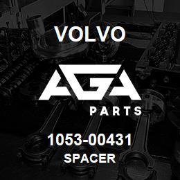 1053-00431 Volvo SPACER | AGA Parts