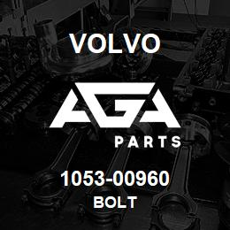 1053-00960 Volvo BOLT | AGA Parts