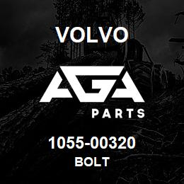 1055-00320 Volvo BOLT   AGA Parts