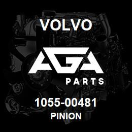1055-00481 Volvo PINION | AGA Parts