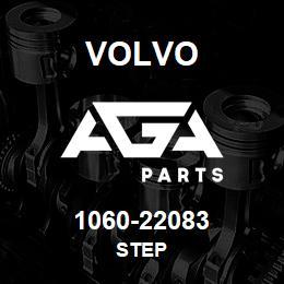1060-22083 Volvo STEP | AGA Parts