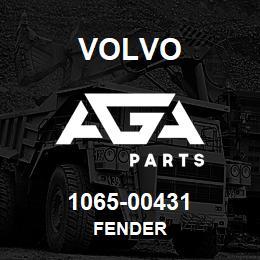 1065-00431 Volvo FENDER | AGA Parts