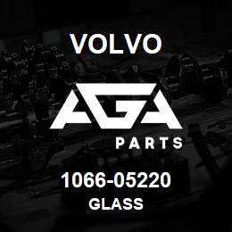 1066-05220 Volvo GLASS | AGA Parts