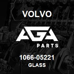 1066-05221 Volvo GLASS | AGA Parts