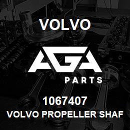 1067407 Volvo Volvo PROPELLER SHAFT | AGA Parts