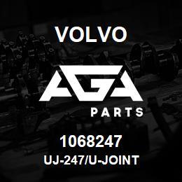 1068247 Volvo UJ-247/U-JOINT | AGA Parts